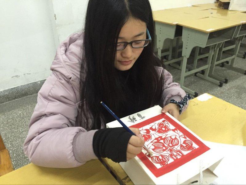 学生手工制作作品