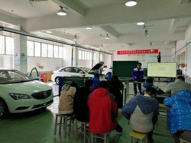 喜报:汽车工程学院王彬老师在2018年徐州市课堂教学大赛中获一等奖第一名