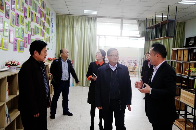 2018年度江苏开放大学思政研究会(苏北片区)重点课题开题报告会在我校成功举行