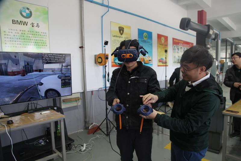 工作室开展新能源技术培训教研活动