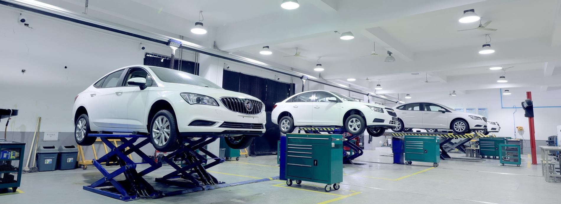 汽车工程学院实训基地一览