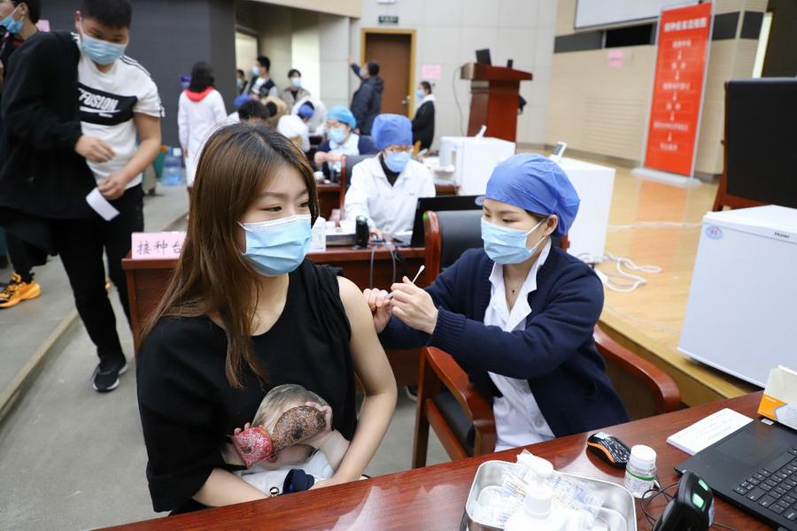 人人参与,人人尽责!徐开大人用行动共筑免疫屏障!
